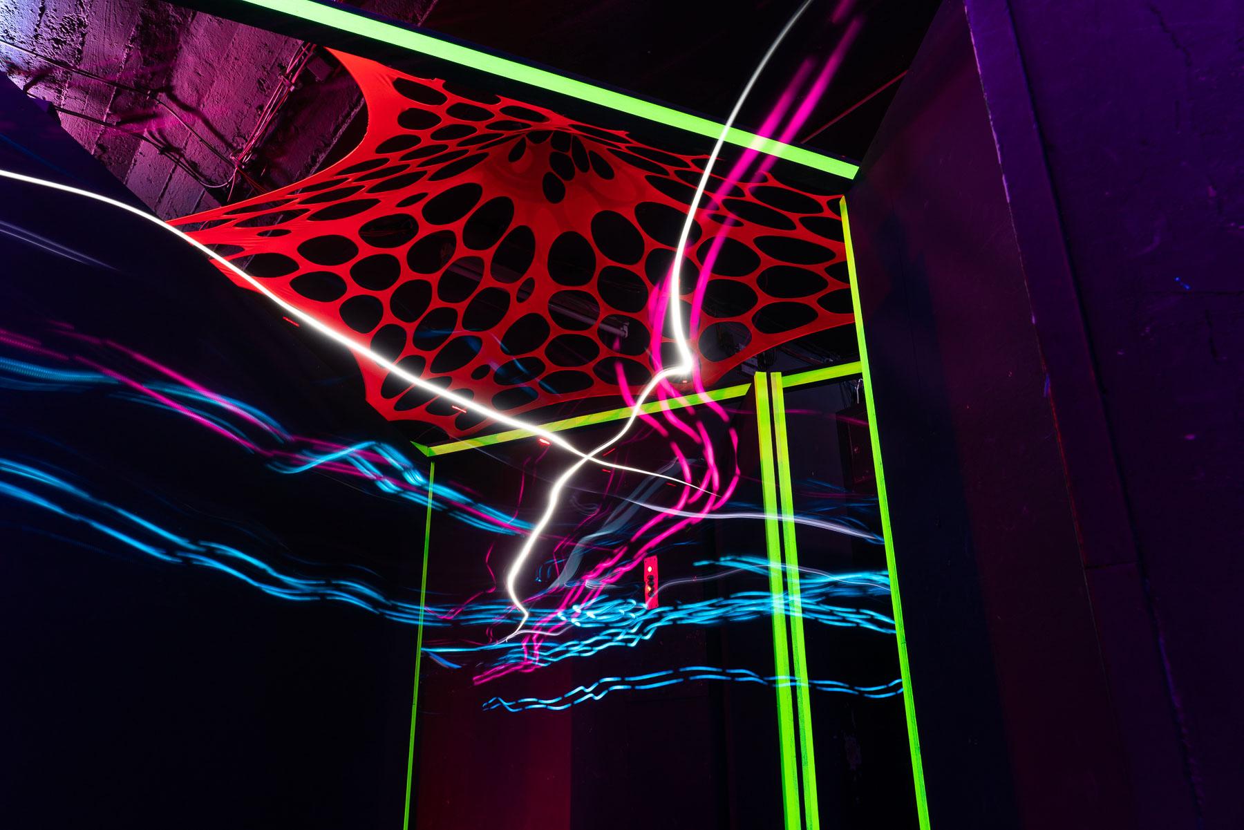 Bei Lasertag One in Mannheim ist Action in 3 verschiedenen Arenen angesagt
